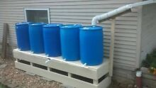 Rain water tanks - perfect for plants and garden water collection Noranda Bayswater Area Preview