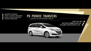 PB Private Transfers Currambine Joondalup Area Preview