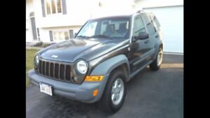 2006 Jeep Liberty 4x4 Like NEW Tires!