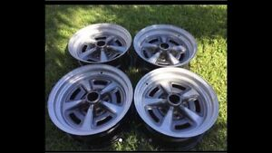 Holden 15 x 7 GTS Rims Monaro HQ HJ HX HZ WB A9X L34 Torana Ipswich Ipswich City Preview