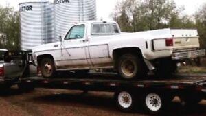 1980 GMC 1 ton