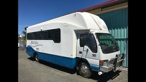 Matilda CAPTAIN COOK motor home Casino Richmond Valley Preview