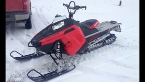 Polaris RMK Assault 2014 155