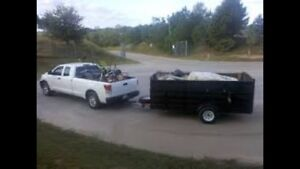 ( $20 & up ) cheap junk removal / garbage hauling.