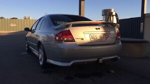 P Platers dream XR6 MANUAL 2005 ford falcon Adelaide CBD Adelaide City Preview