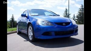 2006 Acura RSX Type S LOW KM CHEAP!
