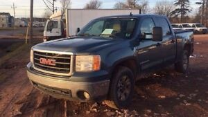 2008 sierra SLE 4x4 1500 for parts