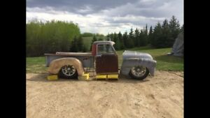 1953 chev pick up parts