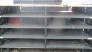 Brandnew corral panels and bale feeders