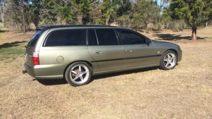 2005 VZ Commodore Wagon. Ipswich Ipswich City Preview