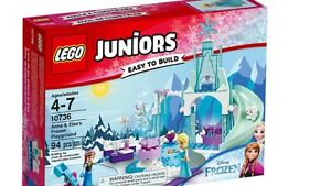 Brand New LEGO 10736 Juniors Anna & Elsa's Frozen Playground Ryde Ryde Area Preview