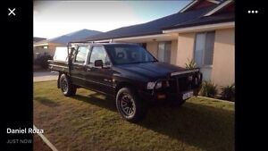 2.8 Turbo diesel 4WD 4jb1t Holden rodeo Kinross Joondalup Area Preview