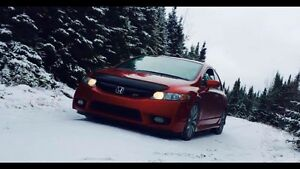 Honda civic si 2009