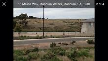Block of land Mannum Waters Marina SWAP SALE Mannum Mid Murray Preview