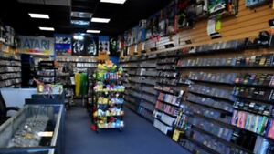 BUYING all videogames and consoles!