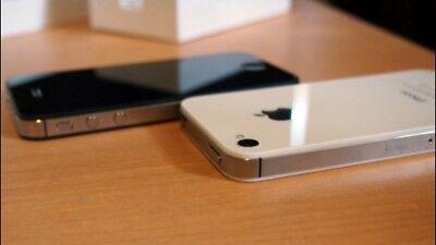 Apple iPhone 4s - 64GB - Black / White (Unlocked) Genuine UK Spec