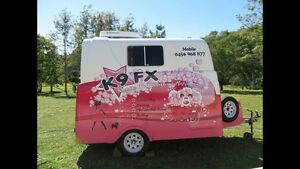 Savel Dog grooming hydrobath trailer. Samsonvale Pine Rivers Area Preview