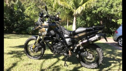BMW F800GS Adventure Kalamata with all the fruit. NEGOTIABLE