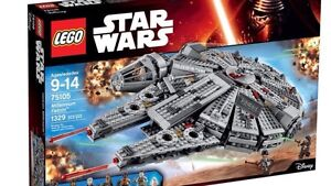 Brand new Lego 75105 Star Wars Ryde Ryde Area Preview