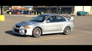 1998 Mitsubishi Lancer Evolution -