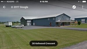 Commercial, industrial space for lease / rent