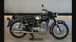 Wanted-Moto Guzzi Ambassador/Eldorado Parts