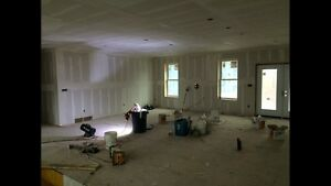 Drywall mudding, repair and Textured ceilings.  Stratford Kitchener Area image 8