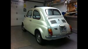 Fiat 500 1970  Completely Restored