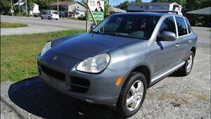Porsche Cayenne 2005  !!! Deal !!! Must see  137k ** Gatineau Ottawa / Gatineau Area image 2