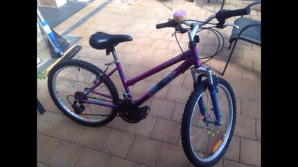 Boys and girls bikes (as new)