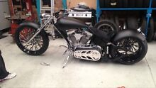 Custom chopper cheap Harley  Mount Lewis Bankstown Area Preview