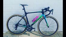 2016 Giant tcr adv pro 1 med/large carbon road bike West Perth Perth City Preview