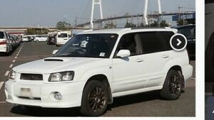 Mint condition 2002 Forester XT