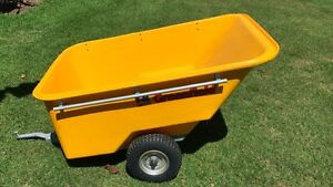 Ride on mower trailer South Golden Beach Byron Area Preview