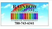 Childcare staff position available