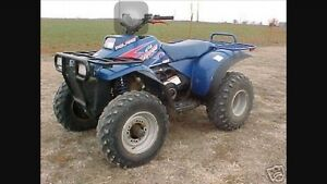 LOOKING FOR ATVS