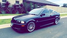 Wrecking 2001 BMW E46 325Ci Manual Liverpool Liverpool Area Preview