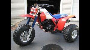 Recherche Honda atc 350x