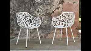 Brand New FAST Forest Indoor/Outdoor Dining Chairs -Made in Italy Buderim Maroochydore Area Preview