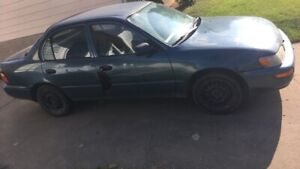 Toyota Corolla. PRICE REDUCED best offer