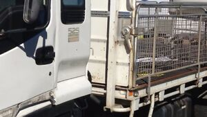 Side gates for 6.5meter long tray table top truck (Isuzu frr) Camden Park Wollondilly Area Preview