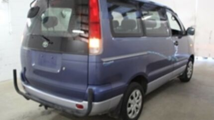 Toyota Spacia 8 Seater good for Camper.  Townace hiace