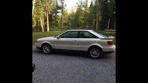 1991 Audi Coupe Quattro