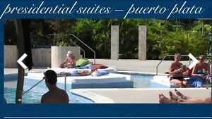 Luxurious 2 Bed Presidential Suite- $1298- 7 nights- up to 8!