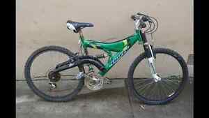 "Huffy Mens Dual Suspension Mountain Bike 26"" Wheels Bentleigh East Glen Eira Area Preview"