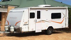 Jayco Expanda 16.49-4 (2014) Mindarie Wanneroo Area Preview