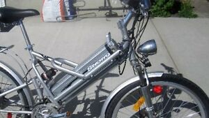 Strong ebike