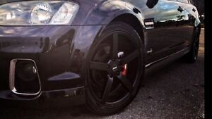 20 inch wheels suit commodore brand new Castlereagh Penrith Area Preview