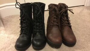 Brand new woman's ankle boots