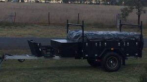 Offroad camper trailer Hendon Southern Downs Preview